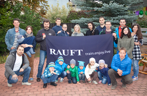 RAUFT 6 years birthday