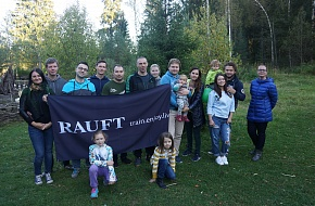 RAUFT 8 years birthday