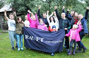 RAUFT 7 years birthday