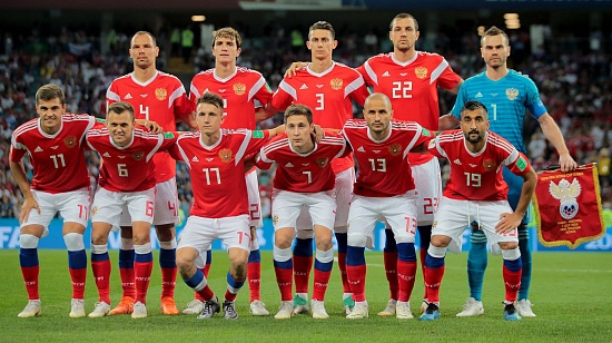 Russia - Serbia, Friendly Match + Dinner